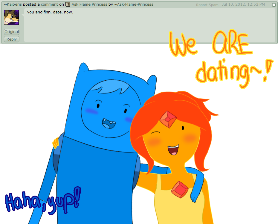 Adventure time 15 tiers of dating