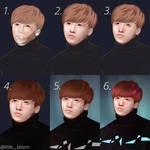 Jaemin Step by step