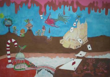 Wonderland by milenia123