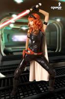 Mara Jade Skywalker by cosplayerotica