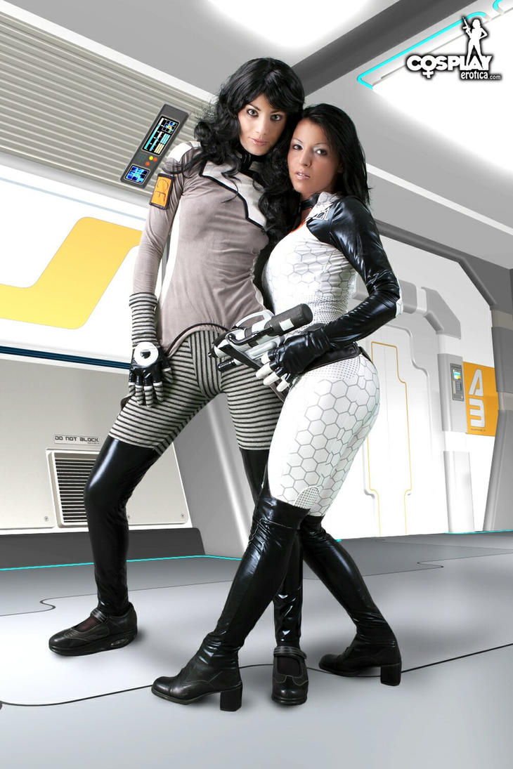 More request - Mass Effect for jacksp by cosplayerotica