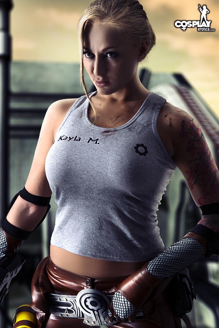 Gears of War-ish by cosplayerotica