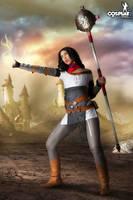 Bethany - Dragon Age 2 by cosplayerotica