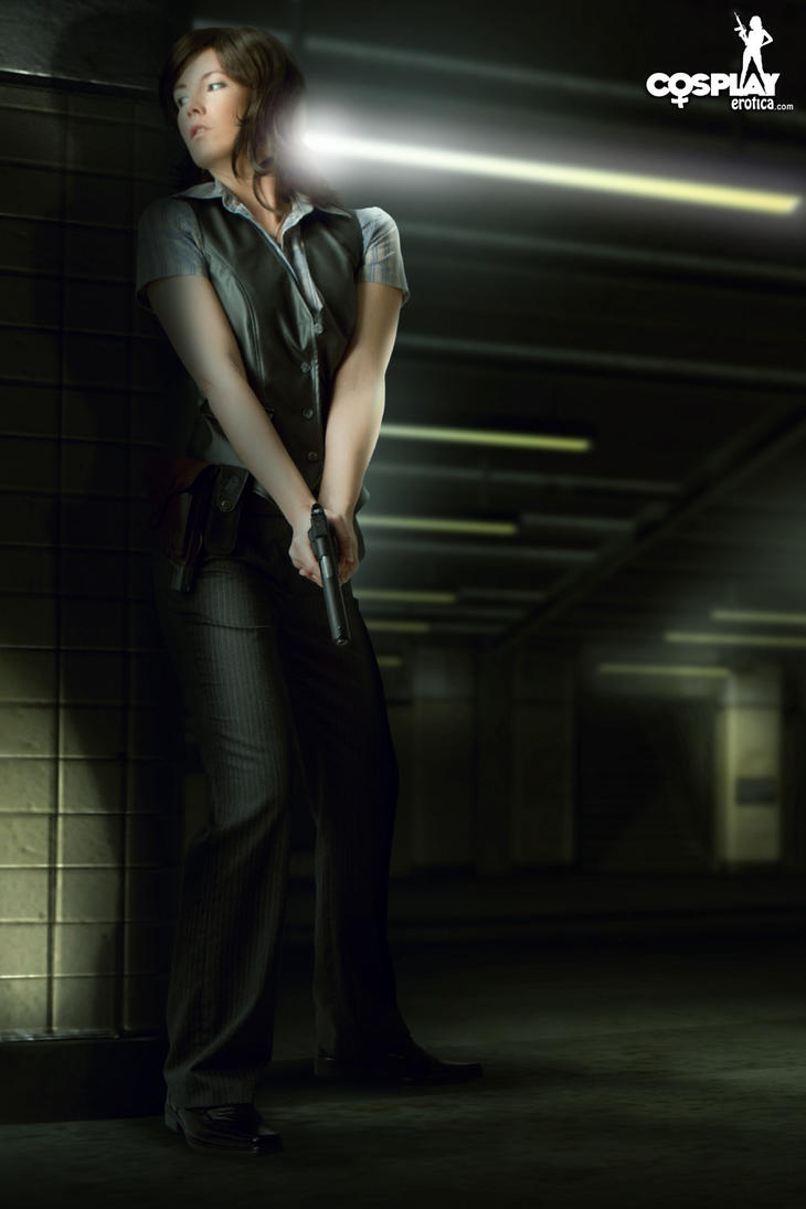 Helena - Resident Evil 6 version by cosplayerotica