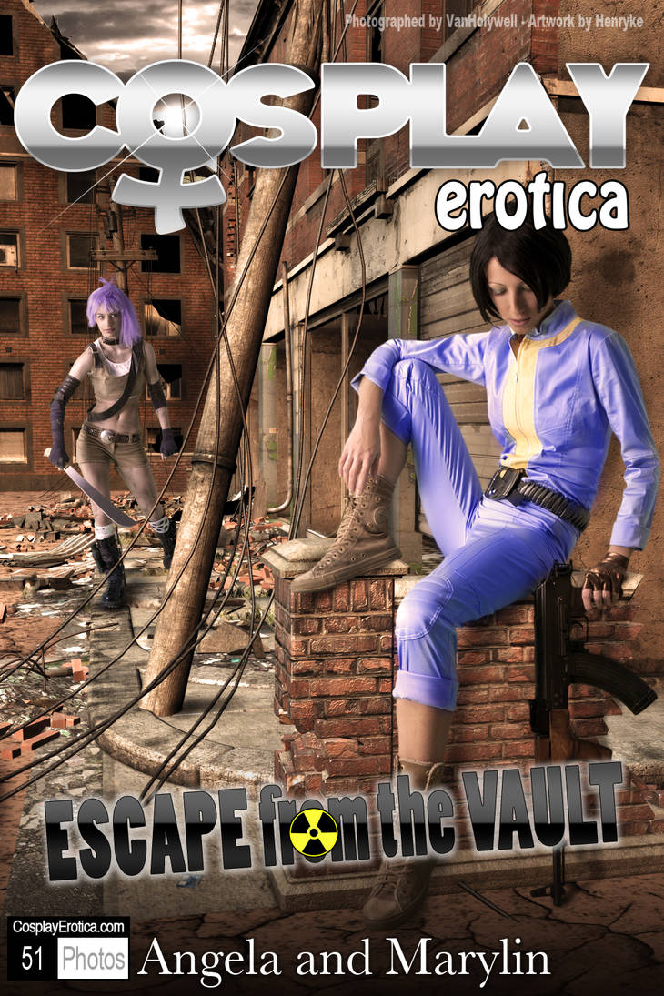 Feeling the Fallout hype by cosplayerotica