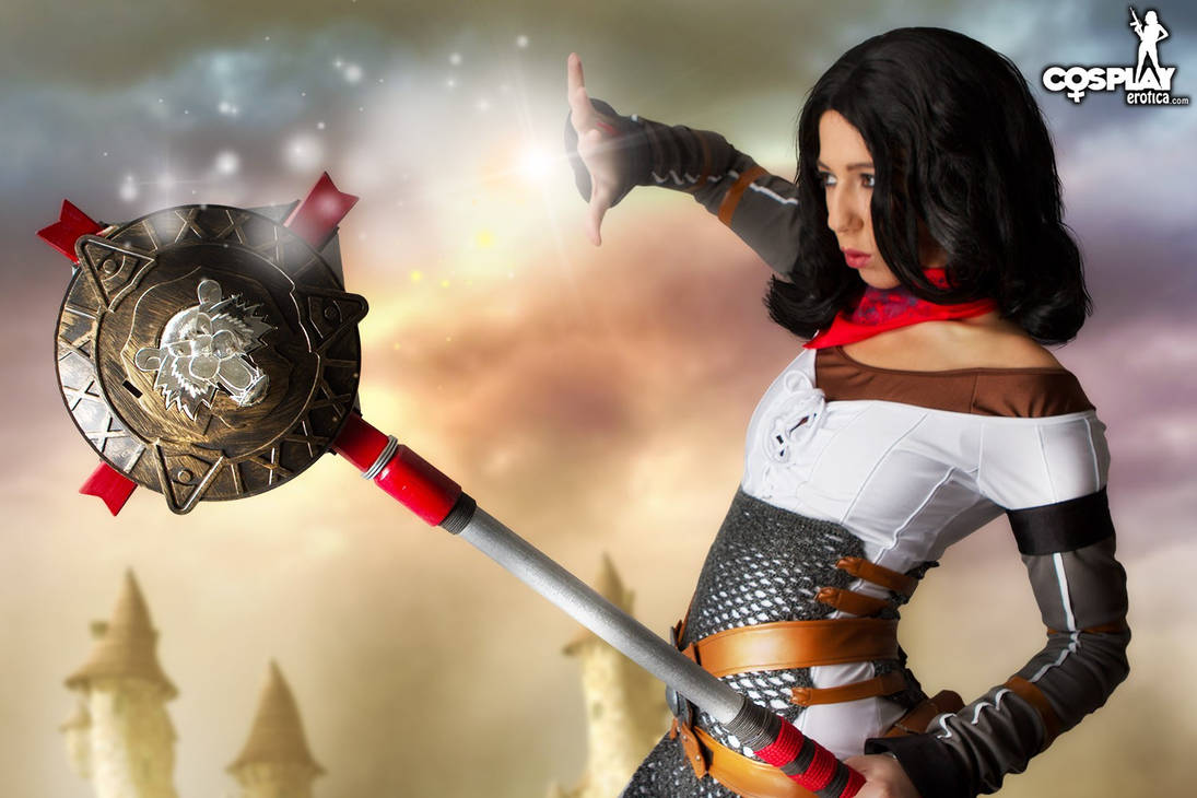 Dragon Age 2 Bethany Hawke by cosplayerotica