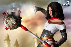 Dragon Age 2 Bethany Hawke by cosplayerotica