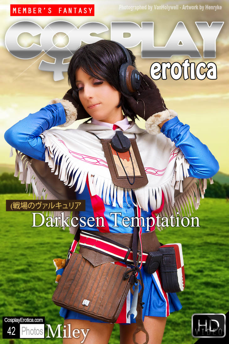 I just love Darcsen chicks by cosplayerotica