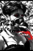post-apocalyptic demon_02 by Sangvinar