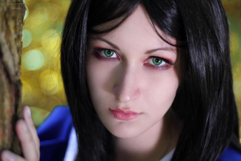 Alice_07 by Sangvinar