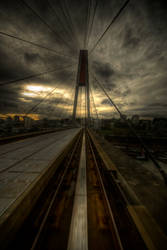 Over the bridge by Coltography