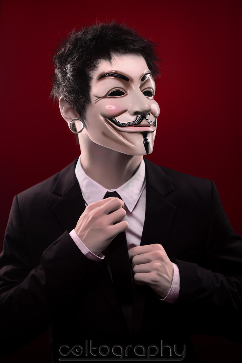 Anonymous by Coltography
