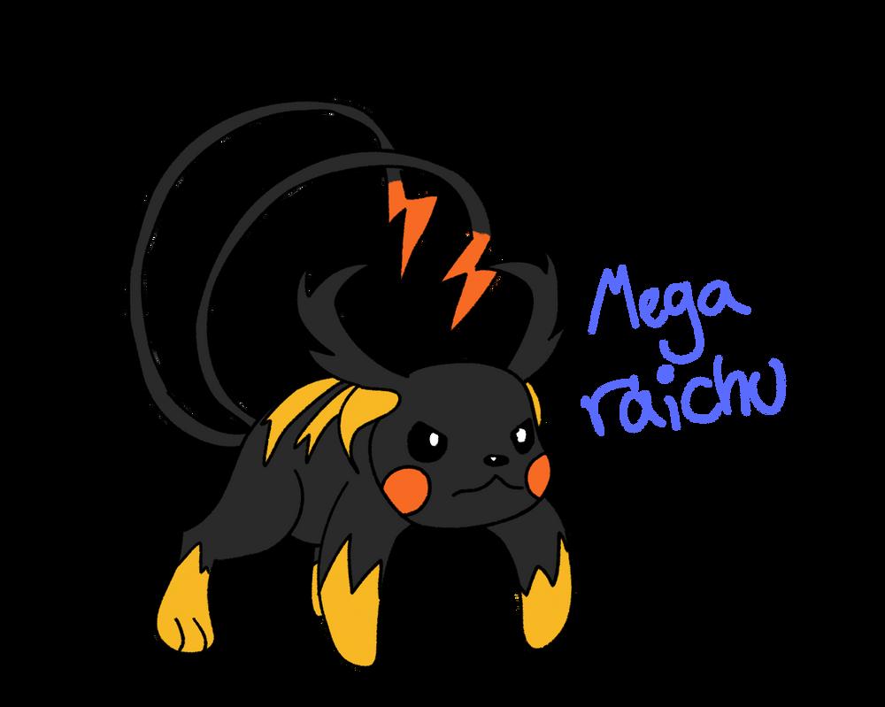 Mega Raichu by sophief100 Mega Raichu