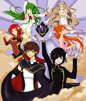 Code Geass: Revive by kb-masquerade