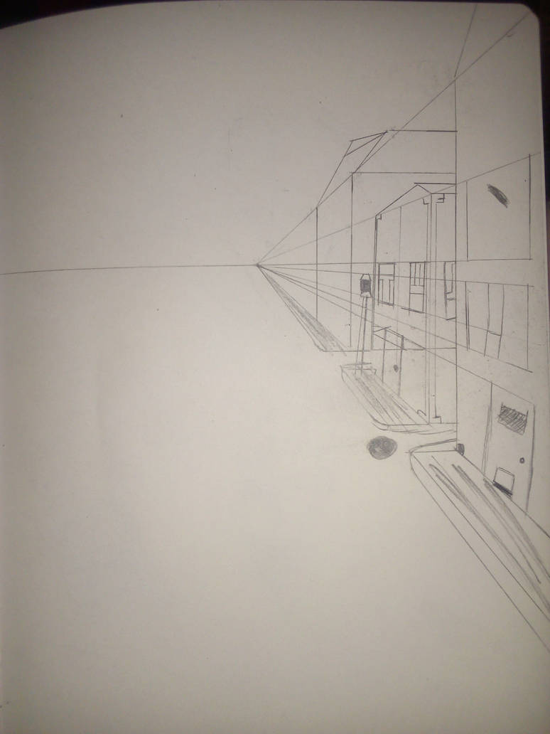 Perspective practice 2 by PaladinEntertainment