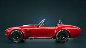 Shelby Cobra by seanser