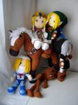 Legend of Zelda Plushies