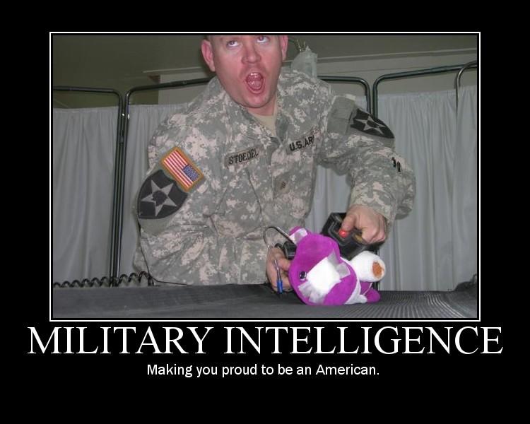 Military Intelligence By AngryJigglypuff On DeviantArt