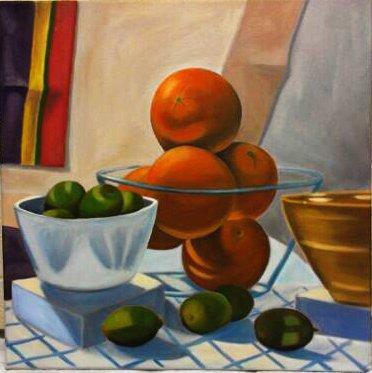 Oranges: Pretty Much Done by Zaegandun