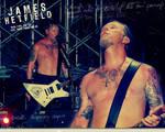 James Hetfield Shirtless
