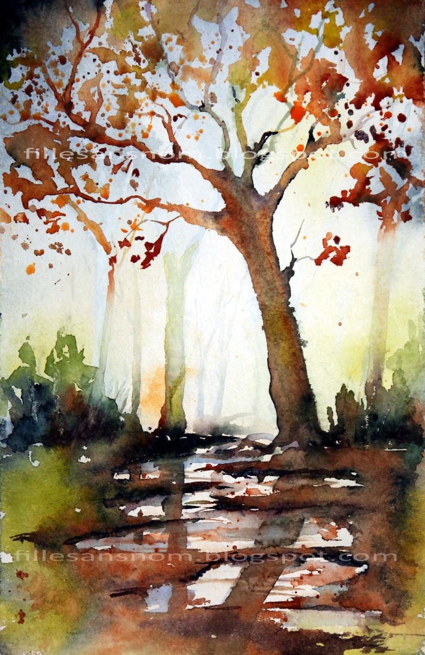 Herbstwald by janipabel