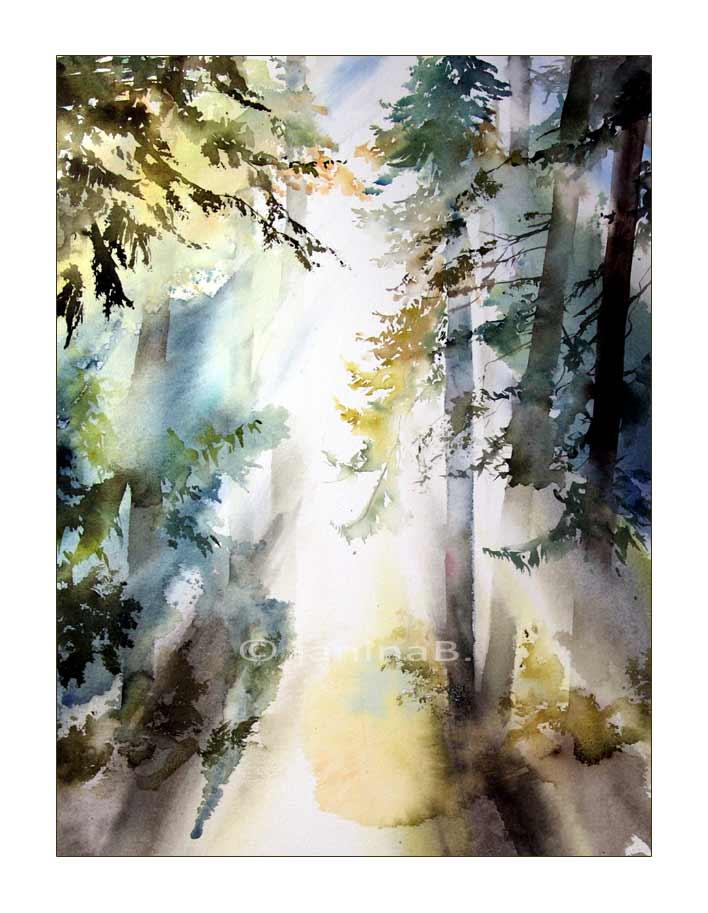 Wald~ by janipabel