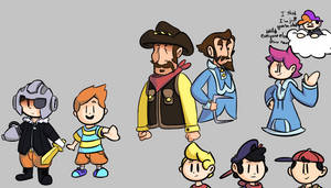 more earthbound