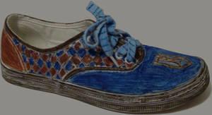 Ravenclaw Shoes 2