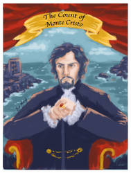 The Count of Monte Cristo by starkanime