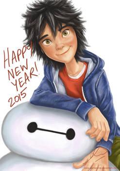 Big Hero New Year