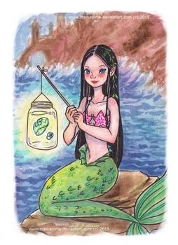 Sketchbook: Siren