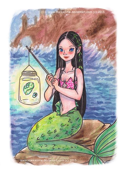 Sketchbook: Siren by starkanime