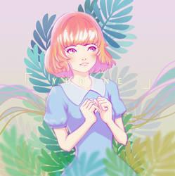Inktober Girl