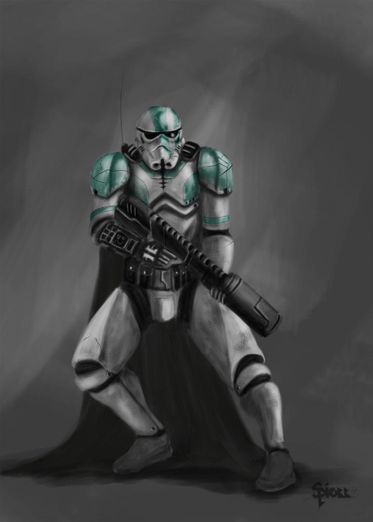 Storm Trooper Elite by Shawnold