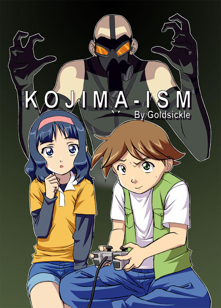 Kojima-ism, Title Page by Goldsickle