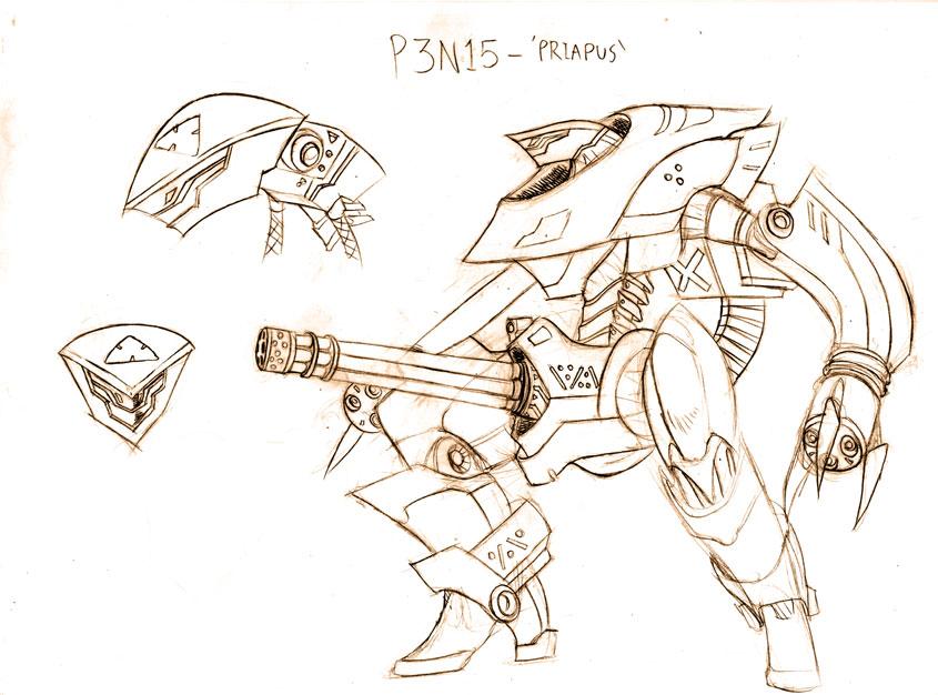 P3N15-Priapus by Goldsickle