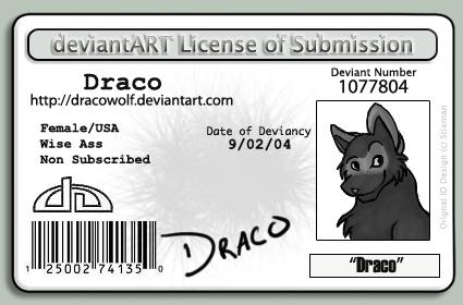dracowolf's Profile Picture
