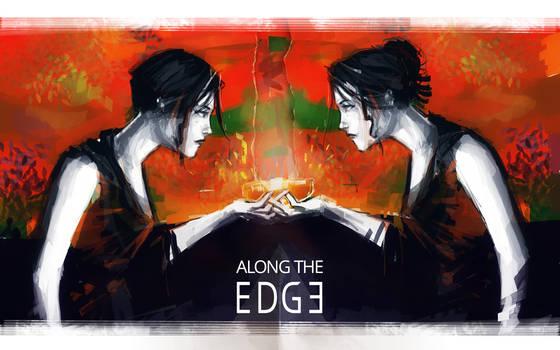 Along The Edge (Concept Art)