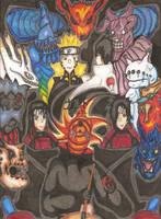 Naruto Hurricane by iceboxj