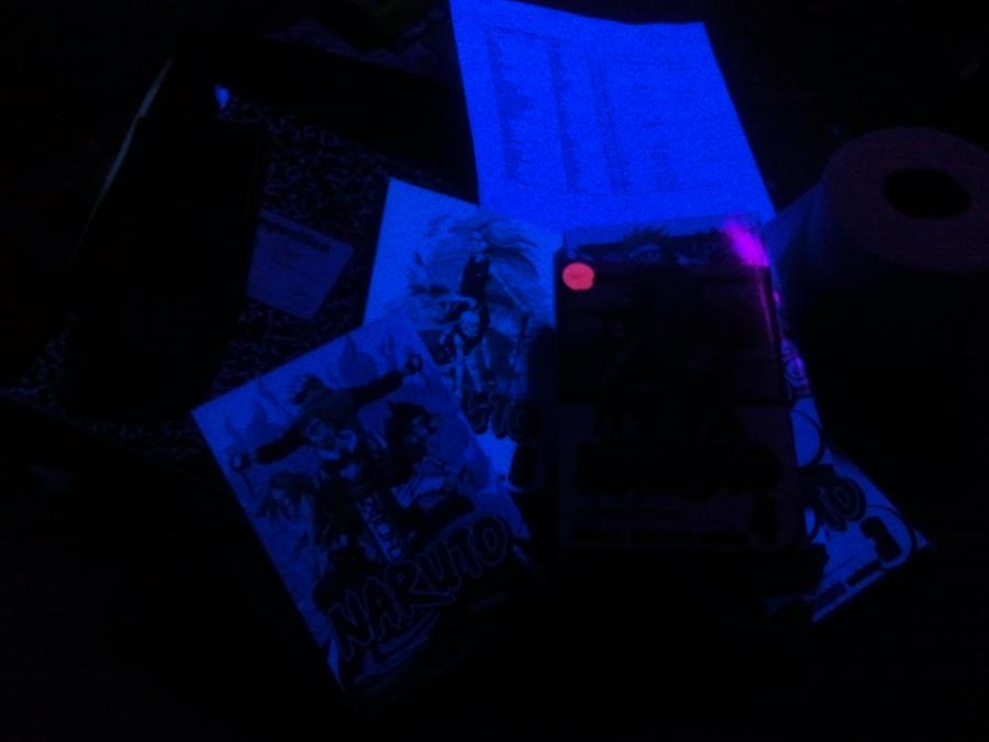 Blacklight Naruto by SolarLunix