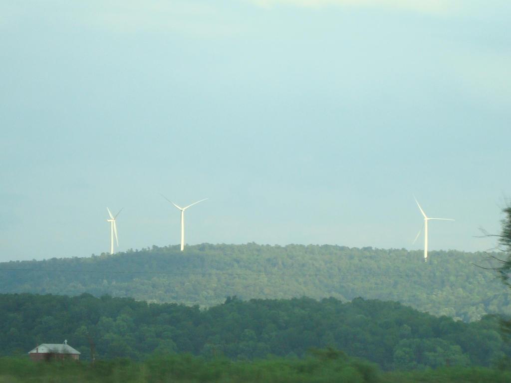 Wind Mills by SolarLunix