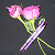 Roses Icon - 5.4.13 by SolarLunix