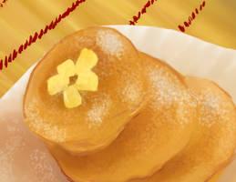 Pancakes by SolarLunix