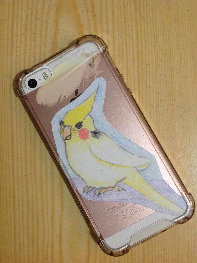 Pixel Phone by SolarLunix