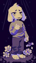 Asriel by murkbone