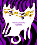 you are tearing me apart by murkbone