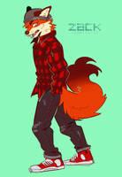Zack by murkbone