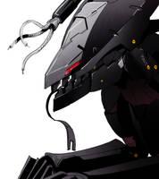 Blade wolf by Som66
