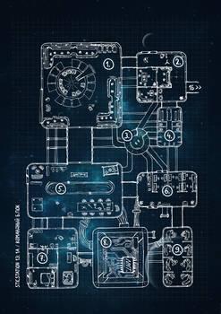 Stickstation 13 map lvl 1A