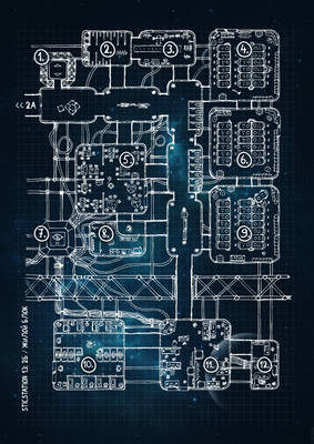 Stickstation 13 map lvl 2B